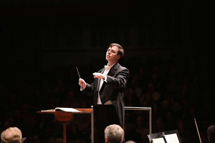American conductor James Feddeck