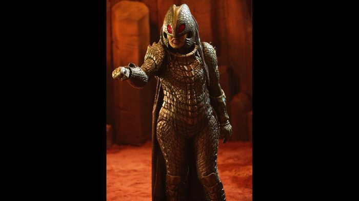 Review – Doctor Who – Empress of Mars