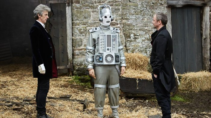 Review – Doctor Who – The Doctor Falls