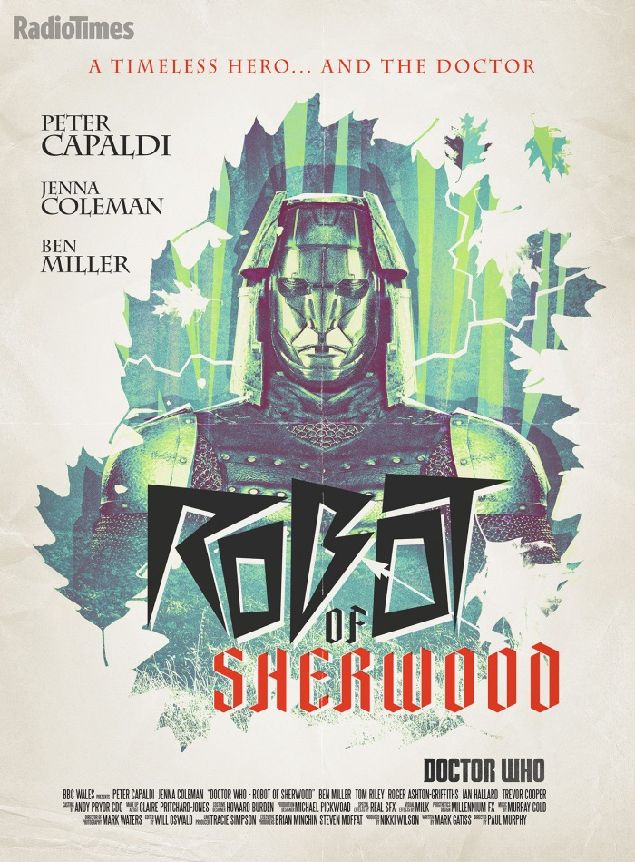Robot of Sherwood