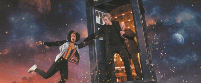 Blu-ray Review: Doctor Who: The Complete Series 10 (BBC, M)