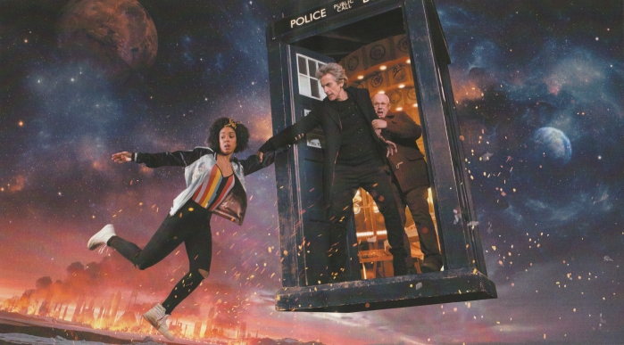 Doctor Who The Complete Series 10 B