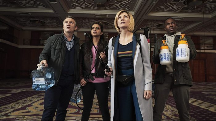 Review – Doctor Who Series 11 Episode 4 – Arachnids in the U.K.