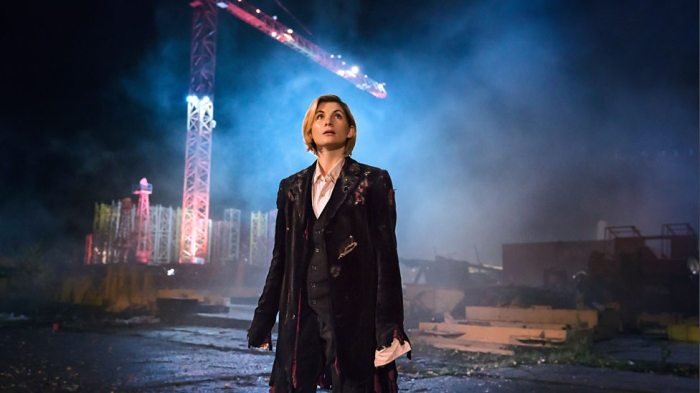 Review – Doctor Who Series 11 Episode 1 The Woman Who Fell To Earth