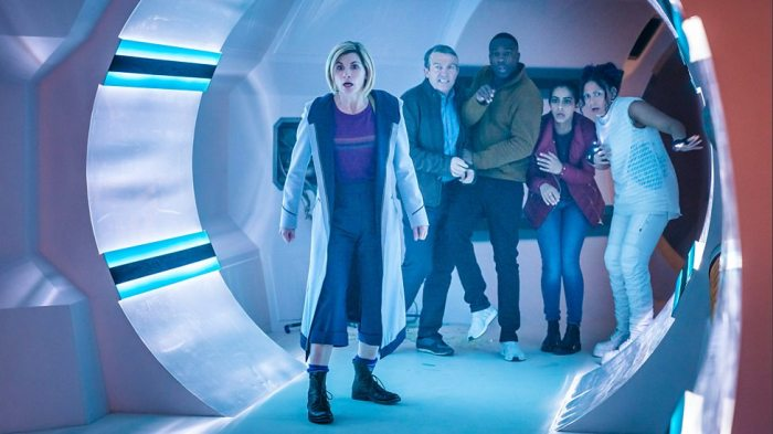 Review – Doctor Who Series 11 Episode 5 – The Tsuranga Conundrum