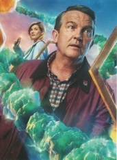 Doctor Who The Complete Eleventh Series Art Cards - Graham O'Brien