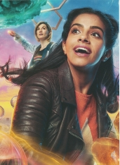Doctor Who The Complete Eleventh Series Art Cards - Yasmin Khan