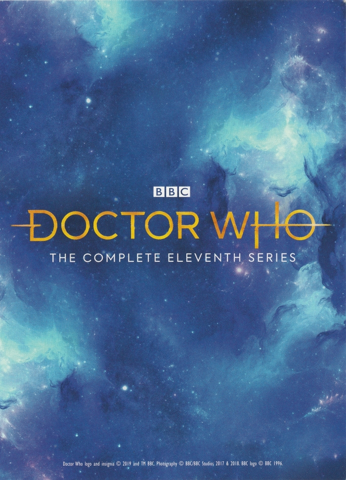Blu-ray Review – Doctor Who – The Complete EleventhSeries