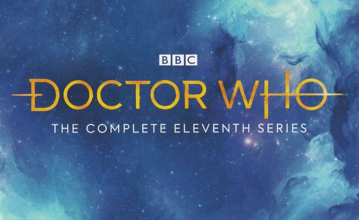 Blu-ray Review – Doctor Who – The Complete Eleventh Series