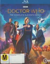 Doctor Who The Complete Eleventh Series Blu-ray